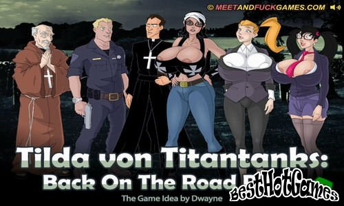 Tilda von Titantanks: Back On The Road Part 2