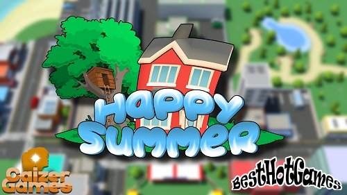 Happy Summer + Walkthrough + WallpapersAndArts