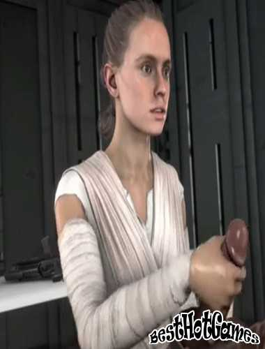 Star Wars - Rey (Daisy Ridley) Compilation Animée