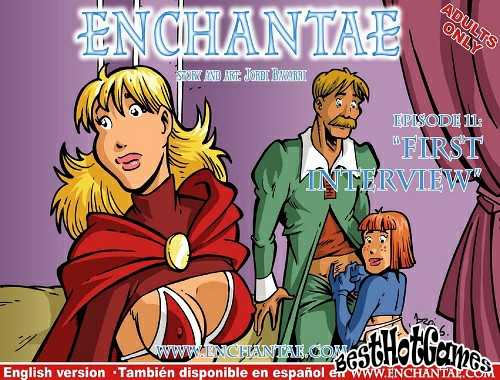 Enchantae卷。 1P11-35
