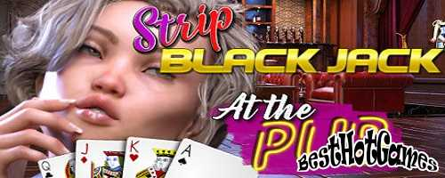 Strip Black Jack – At The Pub