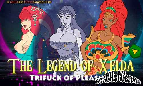 The Legend of Xelda: Trifuck of Pleasure