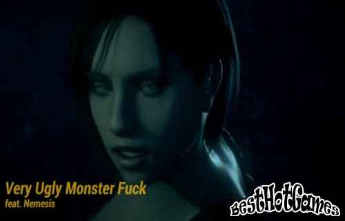 Very Ugly Monster Fuck Jill Valentine